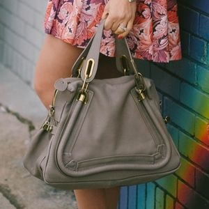 Authentic Chloe Paraty Bag